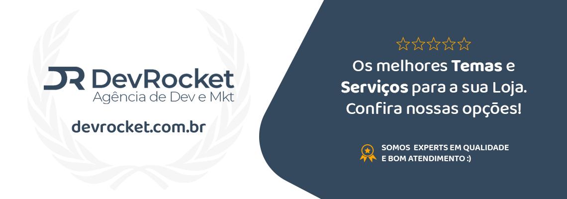 DevRocket - Agência de Dev e Mkt