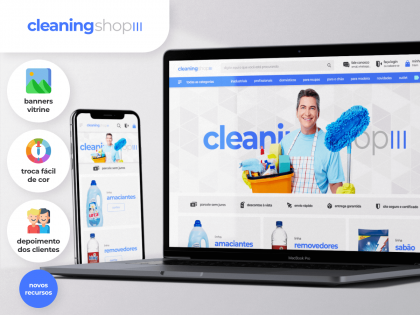 Cleaning Shop V3