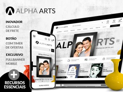 Alpha Arts - Art & Decor