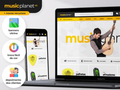 Music Planet V3