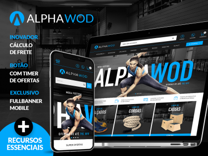 Alpha WOD - Crossfit
