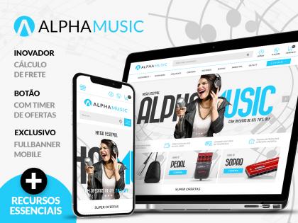 Alpha Music Clean - Música & Arte