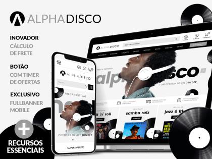 Alpha Disco - Loja de Discos