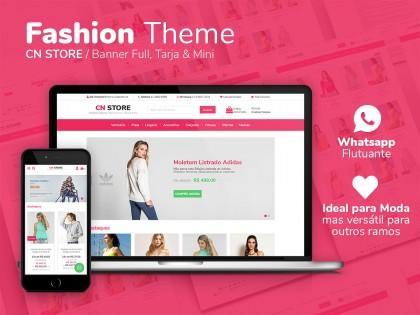 CN STORE - Fashion Theme