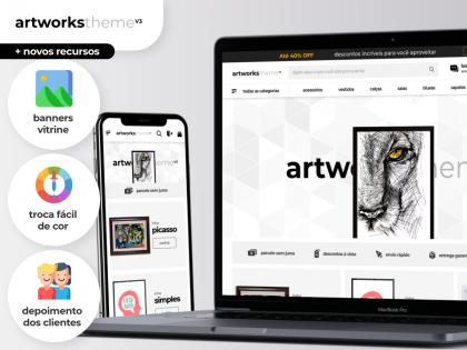 Art Works Theme V3
