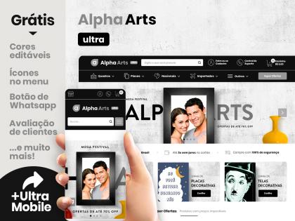 Alpha Arts Ultra - Art & Decor