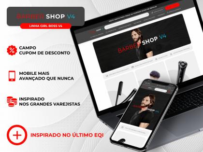 Barber Shop Red V4