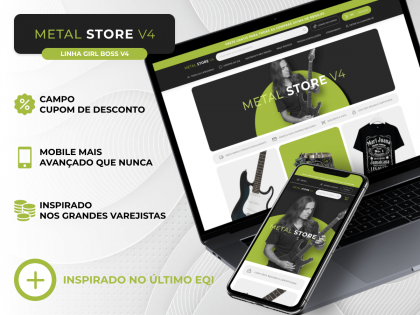 Metal Store V4