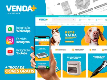 Venda Mais - Best Pet Shop
