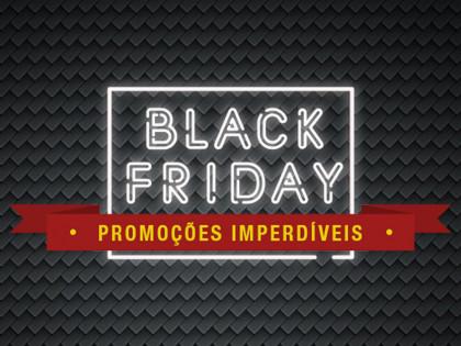 Black Friday - Promoções imperdíveis