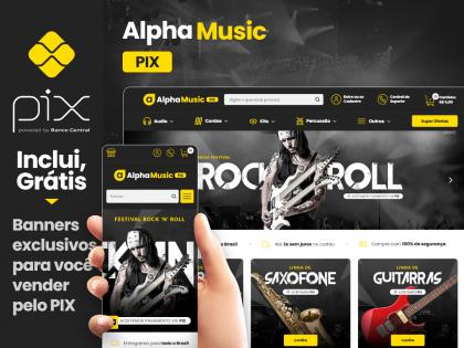 Alpha Music PIX - Música & Arte
