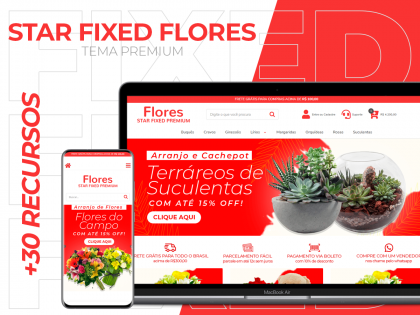 Star Fixed Flores DevRocket