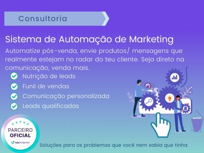Sistema de Automação de Marketing