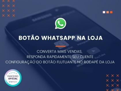Botão WhatsApp na Loja