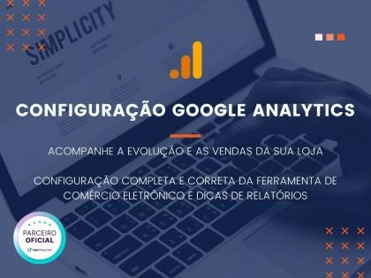Configuração Google Analytics