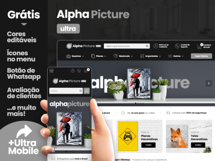 Alpha Picture Ultra - Art & Decor