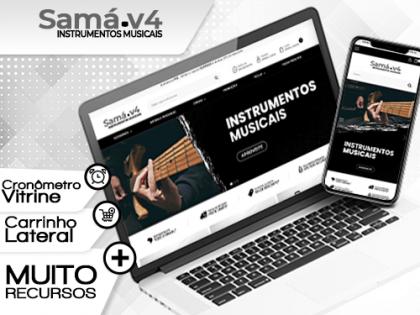 Samá v4 - Instrumentos Musicais