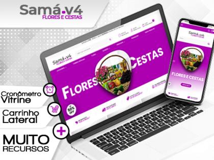 Samá v4 - Flores e Cestas