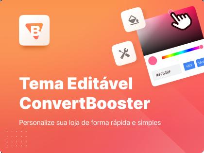 Editor de Tema Fácil ConvertBooster