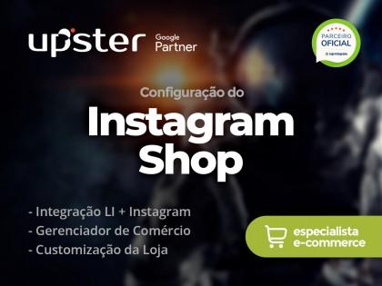 Instalação do Instagram Shop
