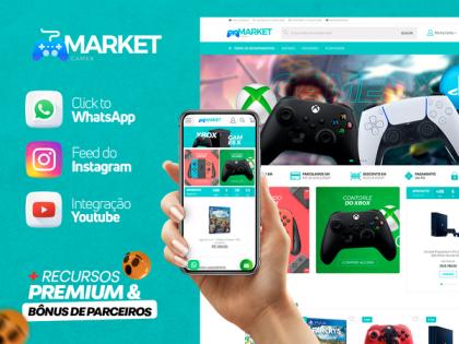 Market - GameX