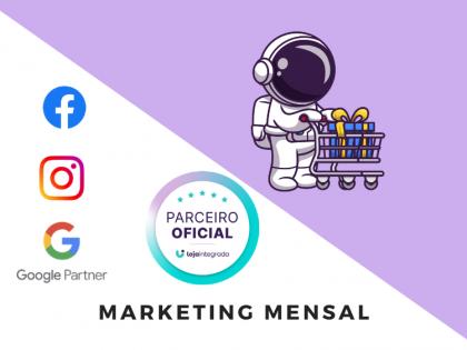 Plano Mensal de Agências de Marketing