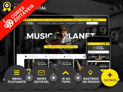 Music Planet Xtech