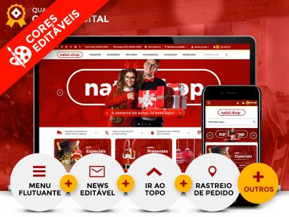 Natal Shop Xtech