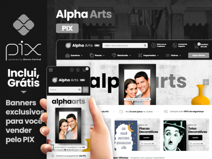 Alpha Arts PIX -  Art & Decor