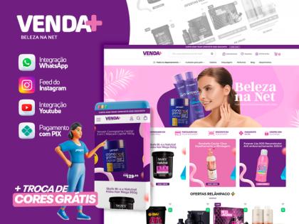 VENDA MAIS - Beleza na Net