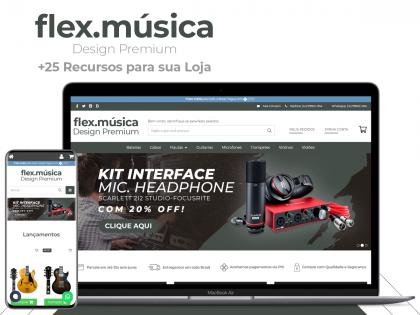 Flex Música DevRocket