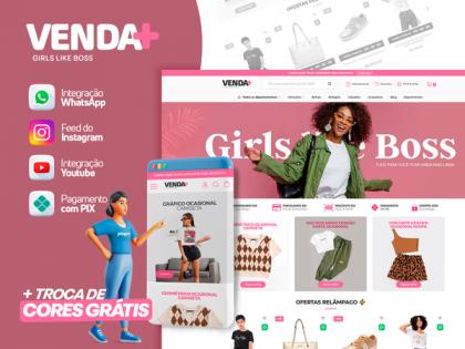 VENDA MAIS - Girls like Boss