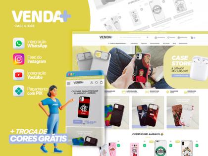 VENDA MAIS - Case Store