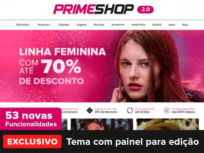 PrimeShop 2.0 Fashion