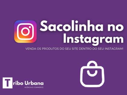 Sacolinha Instagram