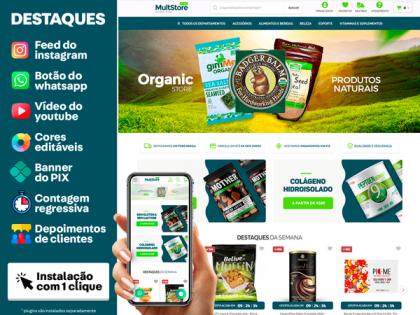 MULTSTORE PLUS - Organic Store