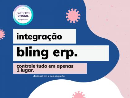Integração Bling ERP!