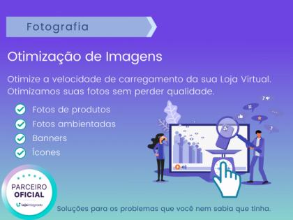 Otimização de Imagens Loja Virtual