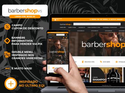 Barber Shop V5