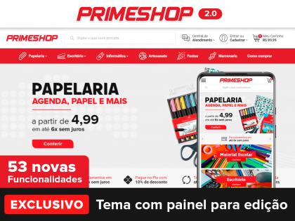 PrimeShop 2.0 Red