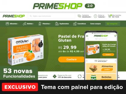 PrimeShop 2.0 Green