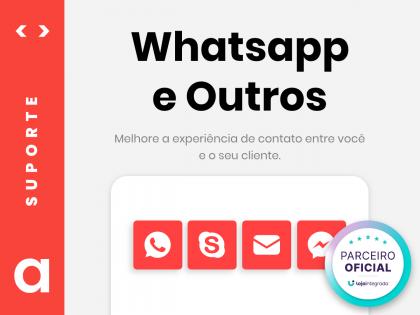 Botão WhatsApp e Outros