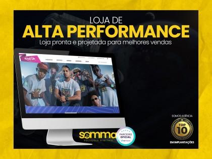 Loja de Alta Performance