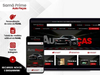 Sama Prime - Auto Pecas