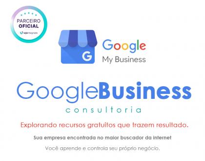 Consultoria Google Meu Negócio