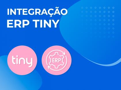 Integração ERP Tiny