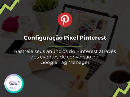Instalação Pixel Pinterest