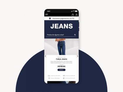 S Jeans - Roupas e Acessórios