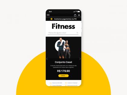 S Fitness - Moda e Acessórios