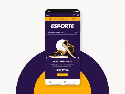 S Esportes - Moda Esportiva